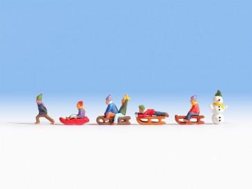 Noch 45819 - Kinder im Schnee