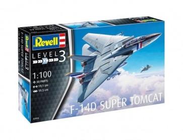 Revell 63950 - Model Set F-14D Super Tomcat