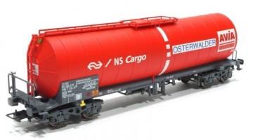 Rivarossi HR6422 - Ketelwagen NS Cargo / SBB