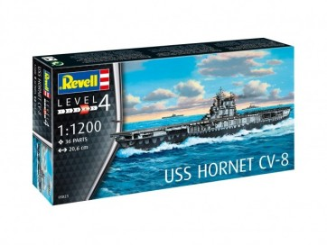 Revell 65823 - Model Set USS Hornet CV-8