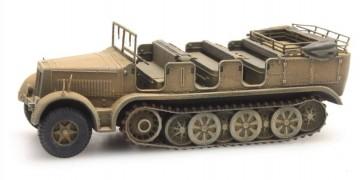 Artitec 6870066 - WM Sd.Kfz. 7 Zugkraftwagen 8t geel  ready 1:87