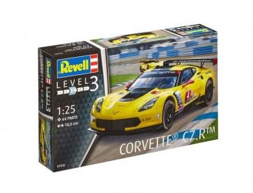 Revell 67036 - Model Set Corvette C7.R