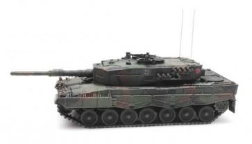 Artitec 6870109 - BRD Leopard 2A4 BW Fleckentarnung  ready 1:87