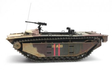 Artitec 6870162 - US LVT A2 Iwo Jima  ready 1:87