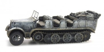 Artitec 6870068 - WM Sd.Kfz. 7 Zugkraftwagen 8t winter  ready 1:87