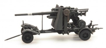 Artitec 6870069 - WM 88mm FLAK 18 grijs  ready 1:87