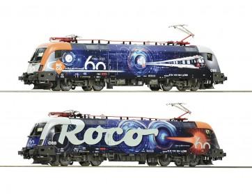 Roco 70486 - E-Lok Rh 1116 60 Jahre Roco