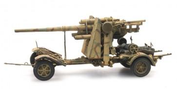Artitec 6870071 - WM 88mm FLAK 18 camo  ready 1:87