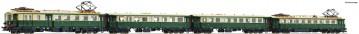 Roco 72064 - Treinstel Blokkendoos 4-delig NS