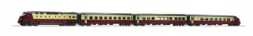 Roco 72068.2 - TEE-dieseltreinstel NS, vierdelig MET KLEIN DEUKJE