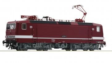 Roco 73062 - E-Lok BR 243 DR bordeaux.