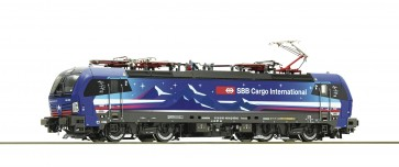 Roco 73117 - E-Lok Re 193 HUPAC SBB Snd.