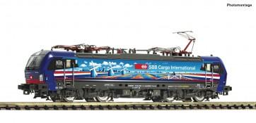 """Fleischmann 739353 - Elektrische locomotief 193 525-3  """"Rotterdam"""""""