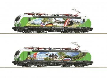 """Roco 73952 - E-Lok BR 193 """"Alpen"""" Snd."""