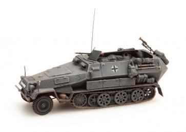 Artitec 387.73 GR - WM Sd. Kfz 251/1 B grijs  ready 1:87