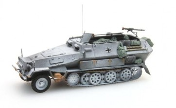 Artitec 387.73 WG - WM S2 Sd. Kfz 251/1B grijs, winter  ready 1:87
