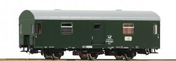 Roco 74456 - Rekowagen Postwagen, DR