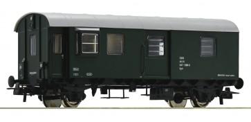 Roco 74487 - Fahrverschubwag. ÖBB grün