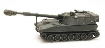 Artitec 6160074 - B M109A2 treintransport  ready 1:160