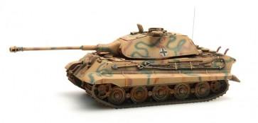 Artitec 387.74 CM - WM Tiger II (Porsche) camo  ready 1:87