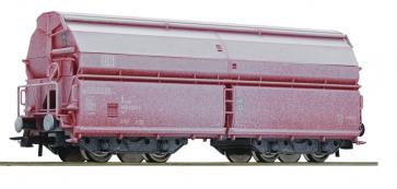 Roco 75940 - Schwenkdachwagen DB V/VI