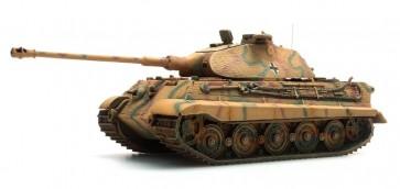 Artitec 387.75 CM - WM Tiger II (Porsche) m. Zimm. camo  ready 1:87
