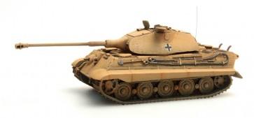 Artitec 387.75 YW - WM Tiger II (Porsche) m. Zimm. Geel  ready 1:87
