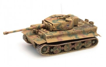 Artitec 387.76 - WM Tiger I m.Zimmerit 1944 (Ausf. Wittmann )  ready 1:87