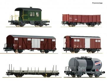Roco 76051 - 6er Set Gz Gotthard SBB