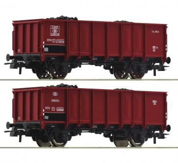Roco 76061 - 2er Set GTOW + Kohle