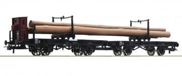 Roco 76405 - Drehschemelwagen KPEV