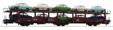 Roco 76458 - Autotransportw. DB + VW