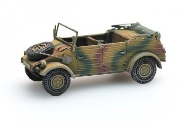 Artitec 387.77 CM - WM Kübelwagen VW82 camo  ready 1:87