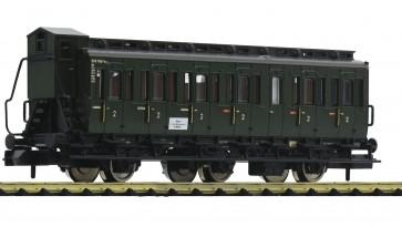 Fleischmann 807001 - 2e Klas personenrijtuig. DB III