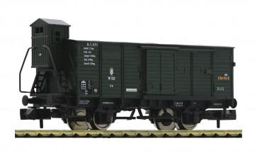 Fleischmann 835705 - Ged. Güterwagen G10 mit Bremse