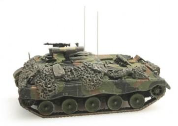 Artitec 6160008 - BRD Jaguar 1 camo gevechtsklaar    ready 1:160