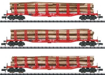 Trix 15930 - Wagen-Set Gütertransport MHI OP = OP