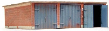 Artitec 10.163 - Garages  kit 1:87