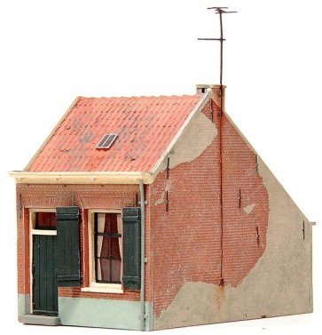 Artitec 10.168 - Arbeidershuisje 19e eeuw  kit 1:87