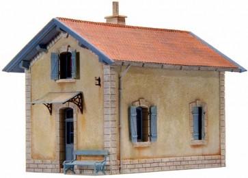 Artitec 10.181 - Baanwachtershuisje PLM  kit 1:87