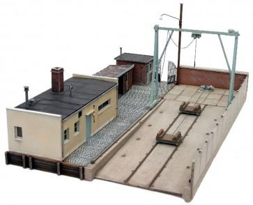 Artitec 10.220 - Werfterrein incl.gebouwen  kit 1:87
