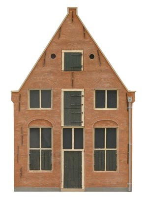 Artitec 10.239 - Gevel U Holland 17e eeuw  kit 1:87
