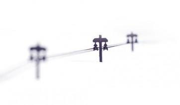 Artitec 10.301 - Kabelgeleiders  kit 1:87