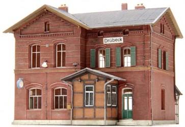 Artitec 14.110 - Station Drübeck  kit 1:160