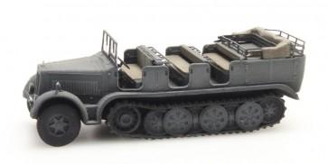 Artitec 1870023 - WM Sd.Kfz. 7 Zugkraftwagen 8t  kit 1:87