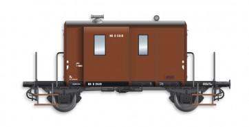 Artitec 20.214.02 - DG  D 2519, bruin, IIIb-c  train 1:87