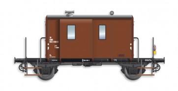 Artitec 20.214.06 - DG  30 84 950 0 060-3, bruin,IV  train 1:87