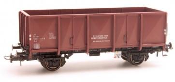 Artitec 20.230.61 - GTU Mijnsteenvervoer 140-9, bruin, IV  train 1:87