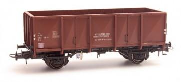 Artitec 20.230.62 - GTU Mijnsteenvervoer 146-6, bruin, IV  train 1:87