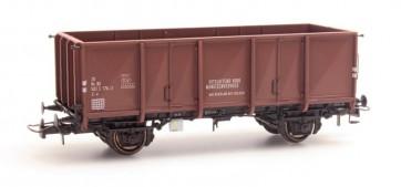 Artitec 20.234.07 - GTU Mijnsteenvervoer 176-3, bruin, IV  train 1:87